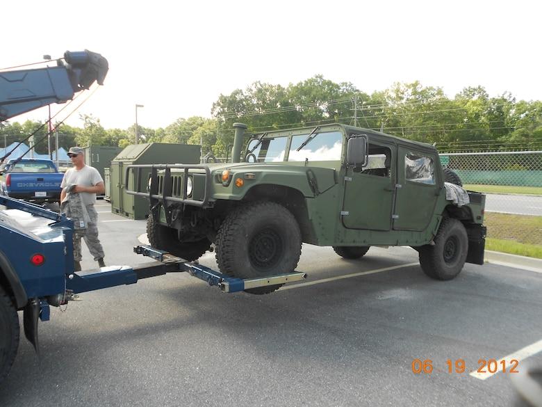 Photo courtesy of Master Sgt. David D. Miller