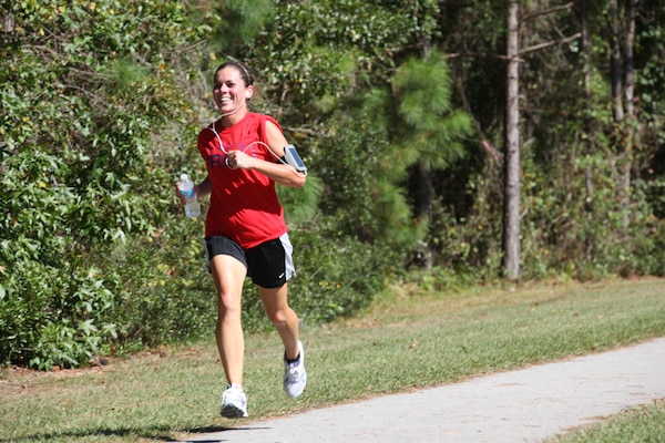 Fun Run Brings Attention To Drug Abuse Marine Corps Base