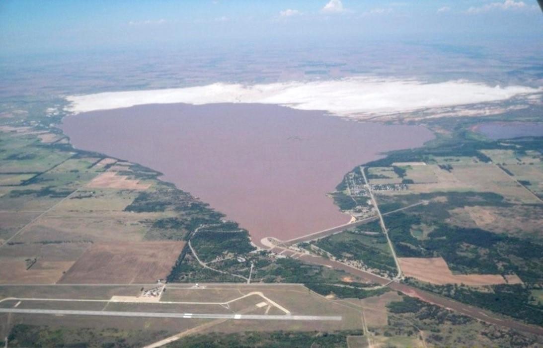 Great Salt Plains Lake