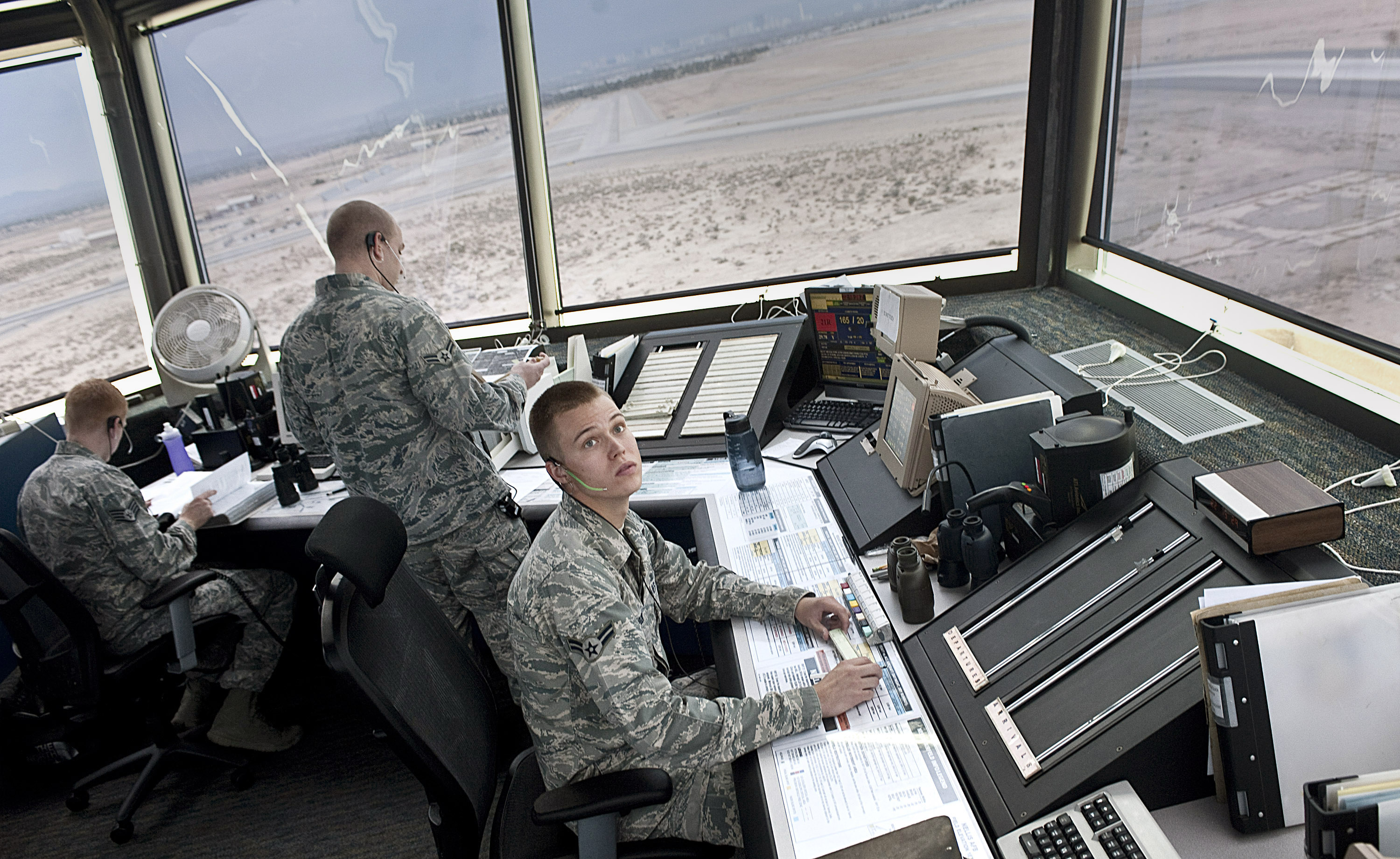 Air Traffic Controller biggest college in the world