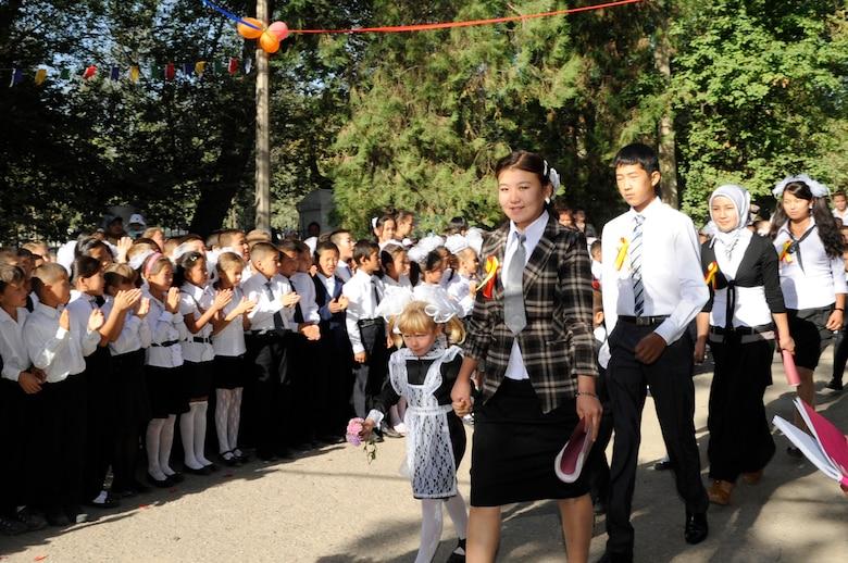 Model Hooker in Kyrgyzstan