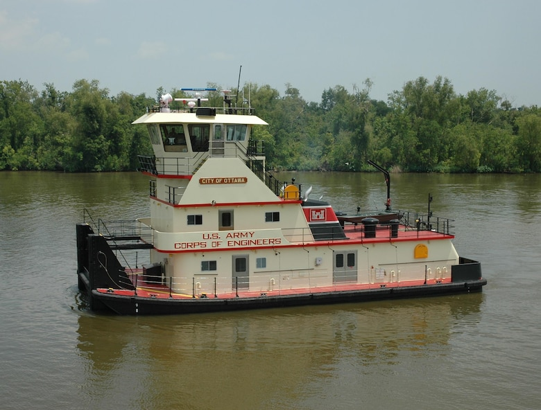 The M/V City of Ottawa was commissioned in 2007.