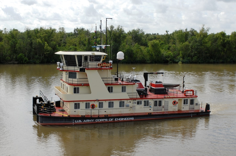 The M/V LAWSON was commissioned in 2007.