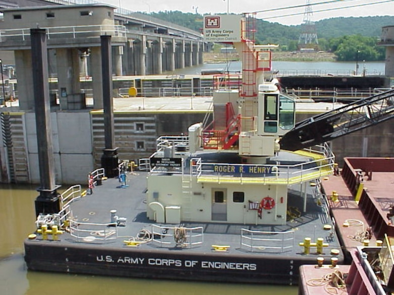 The ROGER R. HENRY was delivered in 2004.