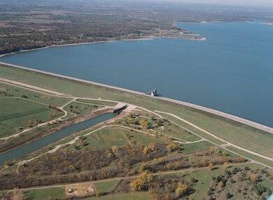 Perry Lake Dam