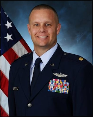 Maj. Jason Dillon, 36th Wing Inspector General (U.S. Air Force courtsey photo/Released)