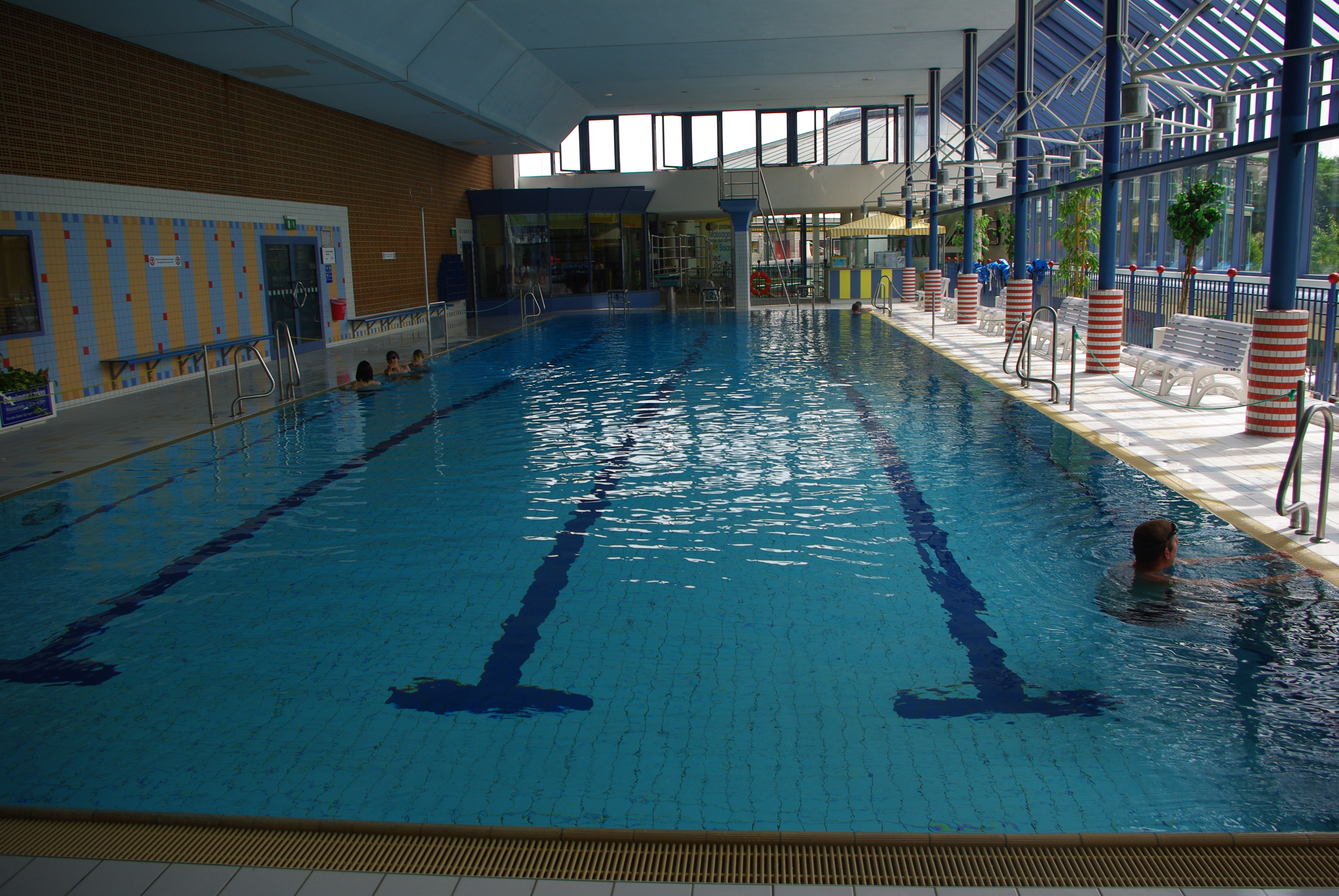 Enjoy get fit at local indoor pools spangdahlem air for Local swimming pools