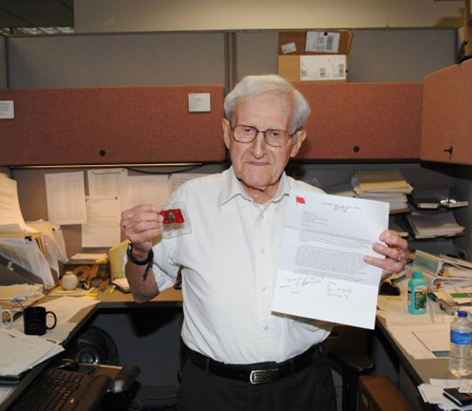 If 80 is the new 65 when it comes to current retirement plans, then most U.S Army Corps of Engineers employees would still have a decade to go before catching up with Civil Engineer Jack Otis, whose departure in September will officially make him the oldest employee to retire from the U.S. Army Corps of Engineers.