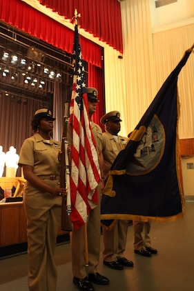 Lejeune welcomes newest chief petty officers > Marine Corps