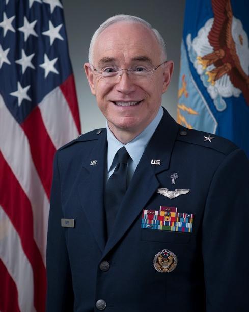 chaplain brigadier general bobby v page u s air force