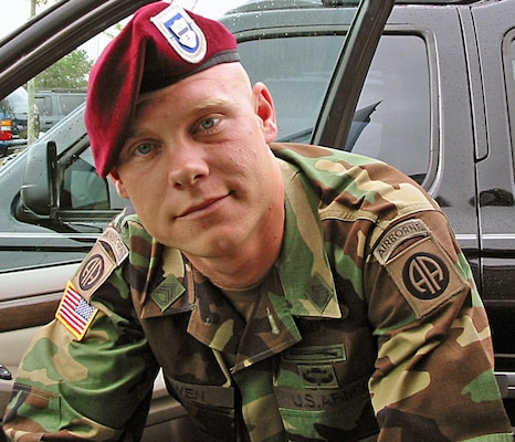 Staff Sgt. Clayton Bowen, an 82nd Airborne combat veteran, deployed to Afghanistan in February 2009 with the 1st Battalion, 501st Parachute Infantry Regiment, 4th Brigade Combat Team (Airborne), 25th Infantry Division. COURTESY PHOTO