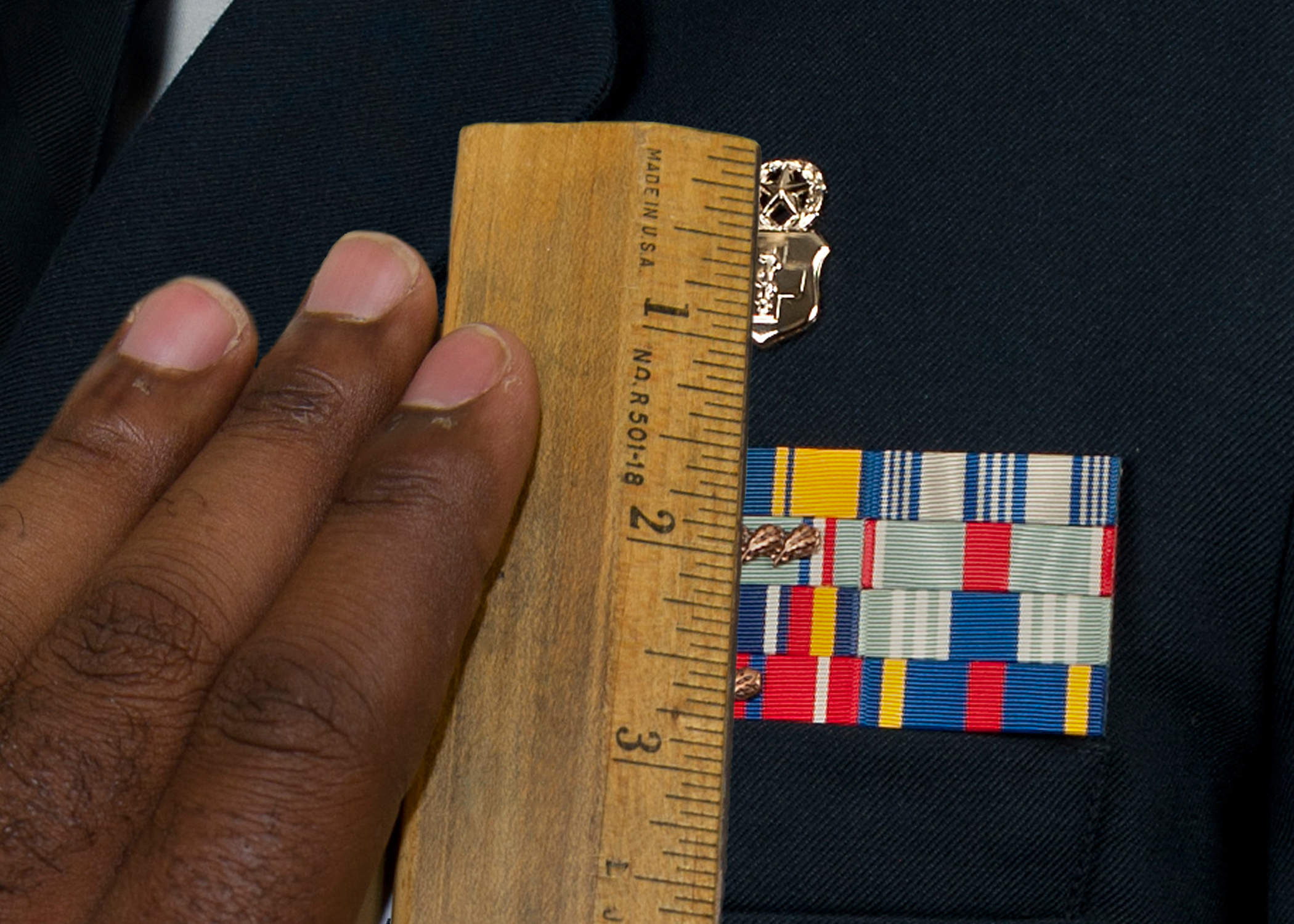 Usafcent significantly revises dress, appearance guidelines > u. S.