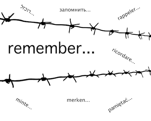 The 2013 Days of Remembrance, which recognizes those who perished in the Holocaust, are April 7-17.
