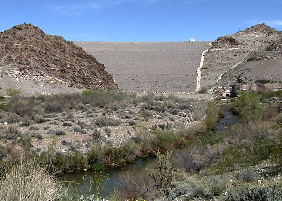 The water contained and released from Alamo Dam by the U.S. Army Corps of Engineers Los Angeles District, which entered an innovative partnership with state and federal agencies in the 1990s, helps maintain a state park which hosts thousands of visitors every year and sustain 50 miles of downstream riparian habitat along the Bill Williams River all the way to the Bill Williams National Wildlife Refuge. The Corps manages nearly twelve million acres of water across the country and is consistently seeking innovative and environmentally sustainable solutions to the nation's water resources challenges to help strengthen the nation.