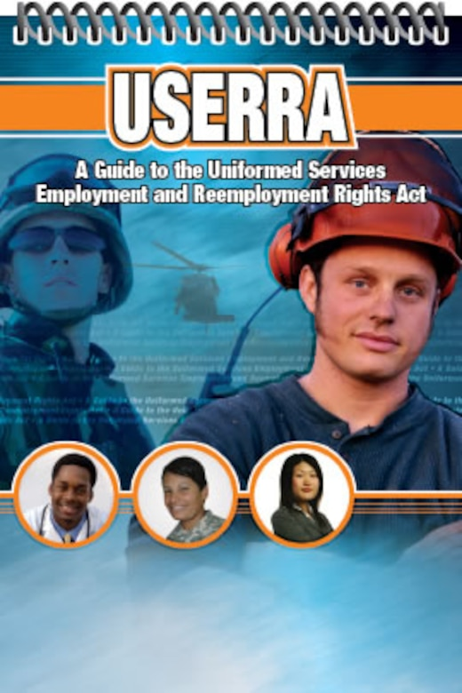 USERRA booklet for employers
