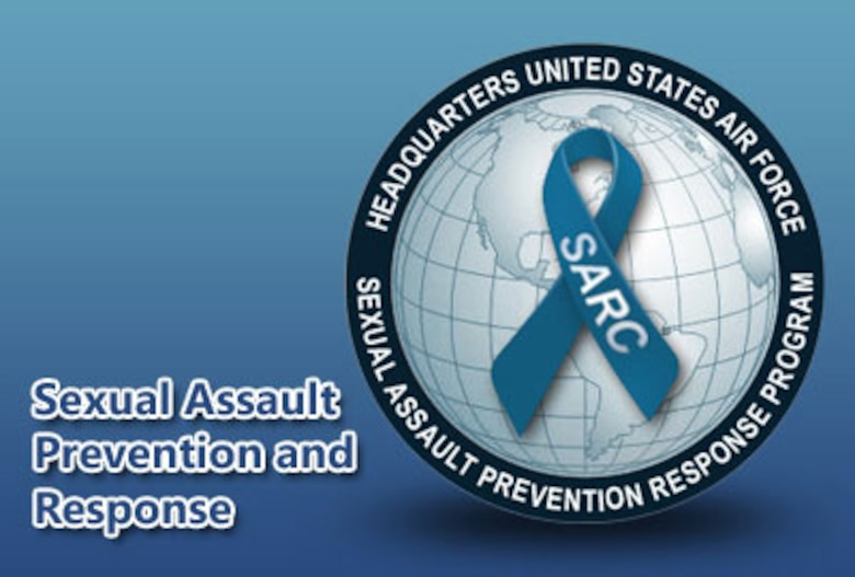WASHINGTON – Air Force Secretary Michael Donley directed a comprehensive review of the service's Sexual Assault Prevention and Response Program as a result of information provided by a survey of active duty members, officials said March 16. (U.S. Air Force graphic)