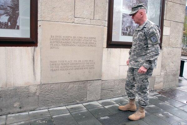 Bosnia And Herzegovina Emulates The National Guard