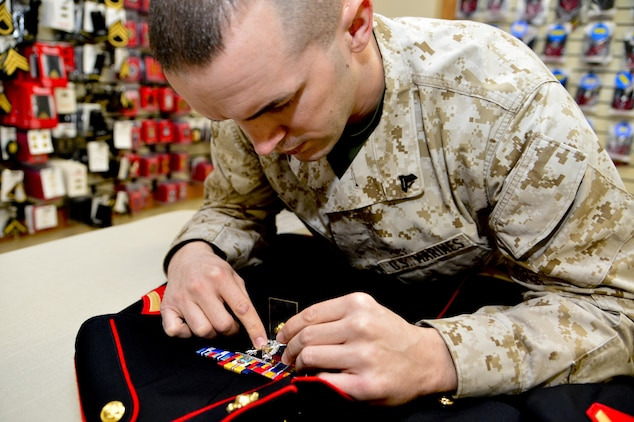 Marine Corps liaisons committed to care of fallen ...