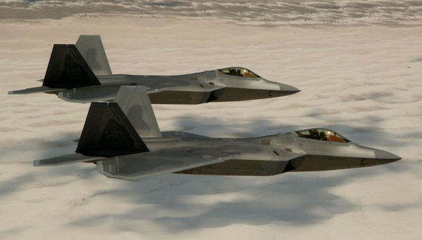 192nd first Air Guard unit to fly F-22 for Operation Noble