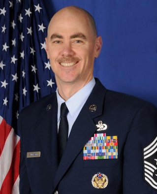 Chief Master Sergeant Ronald Anderson Jr.