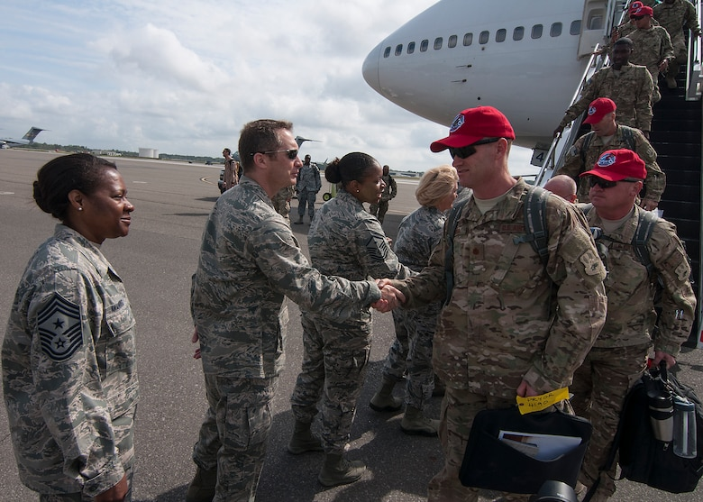 Reserve Red Horse Unit Has Happy Homecoming At Charleston Air Force Reserve Command News Article