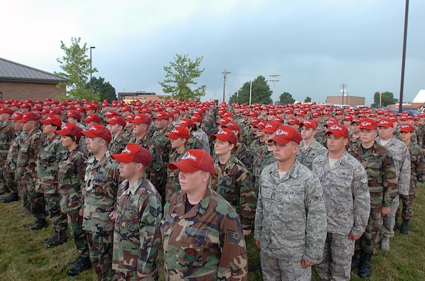 A RED HORSE rises in Ohio > National Guard > Article View