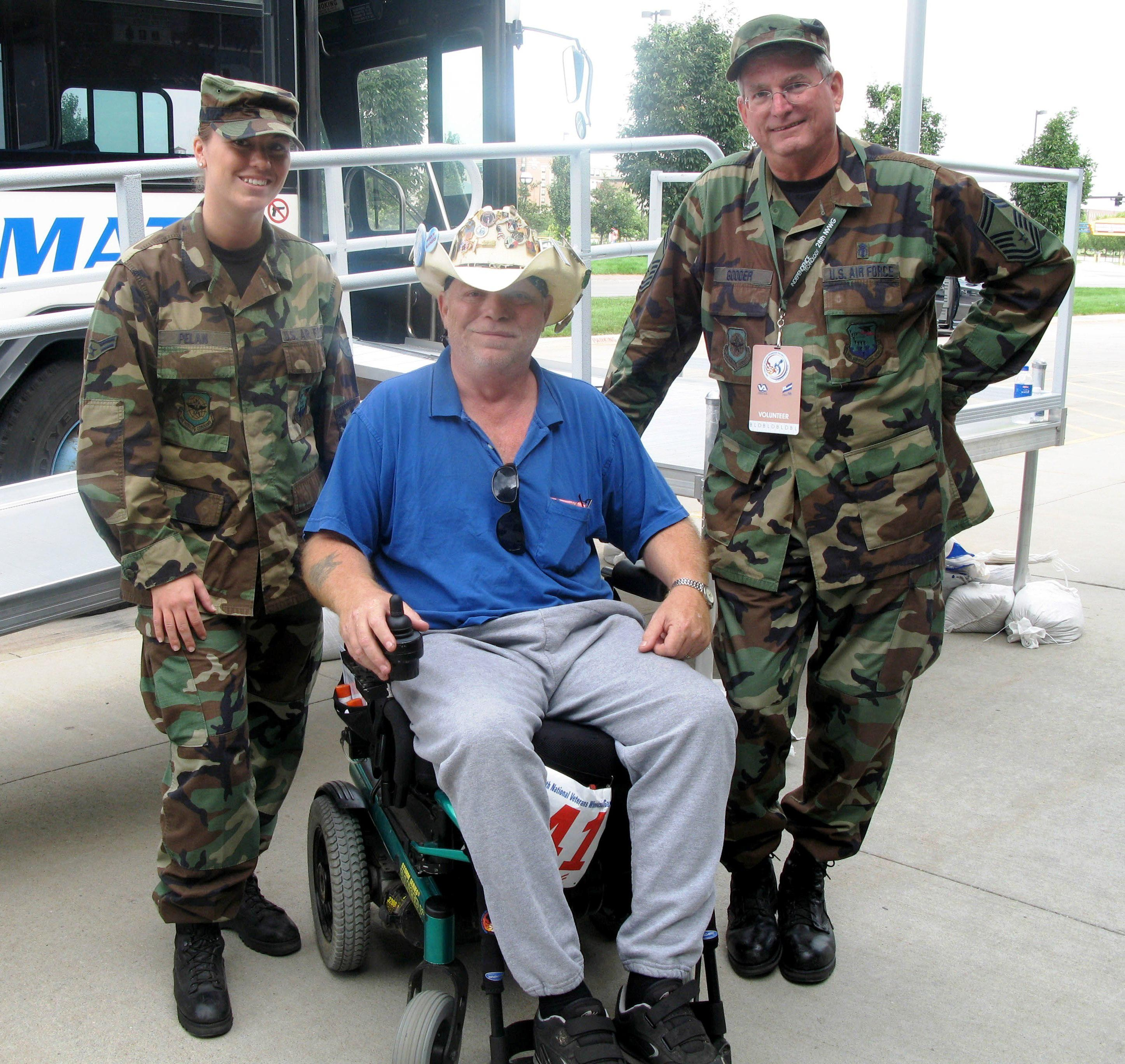 disabled veterans When military personnel transition to civilian employment, america's businesses stand to benefit across all industries, veterans are a ready source of qualified, committed job candidates with transferable skills proven in real world situations.