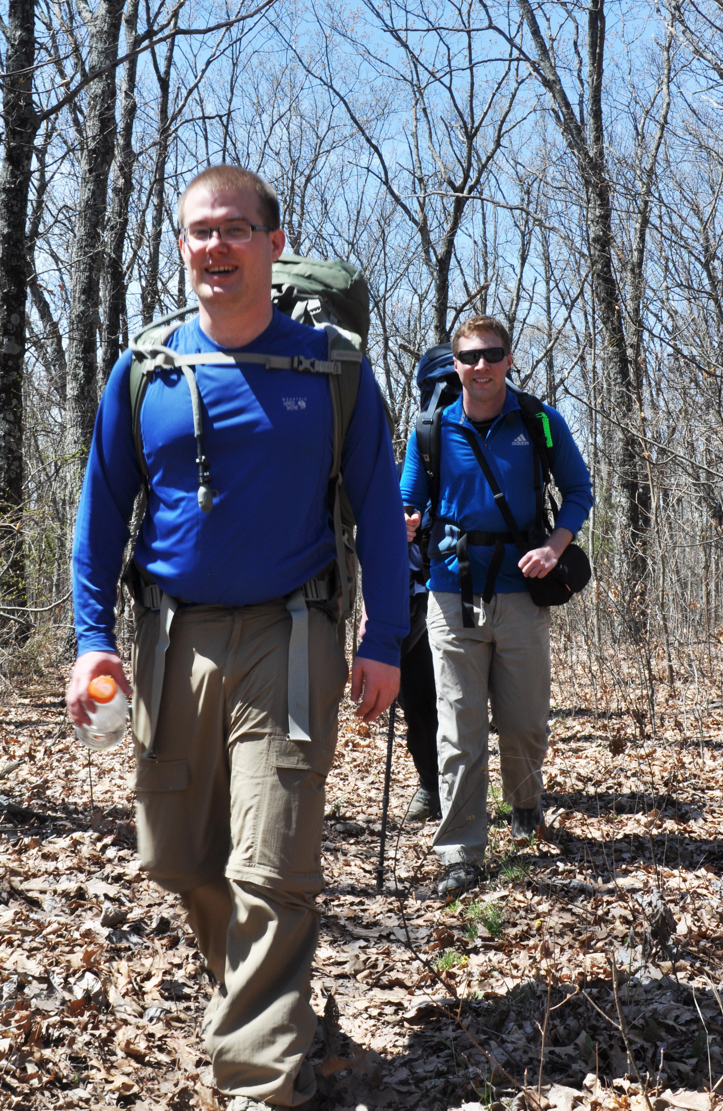hiking singles