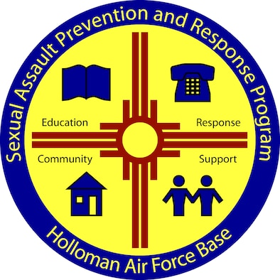 Holloman AFB SAPR graphic