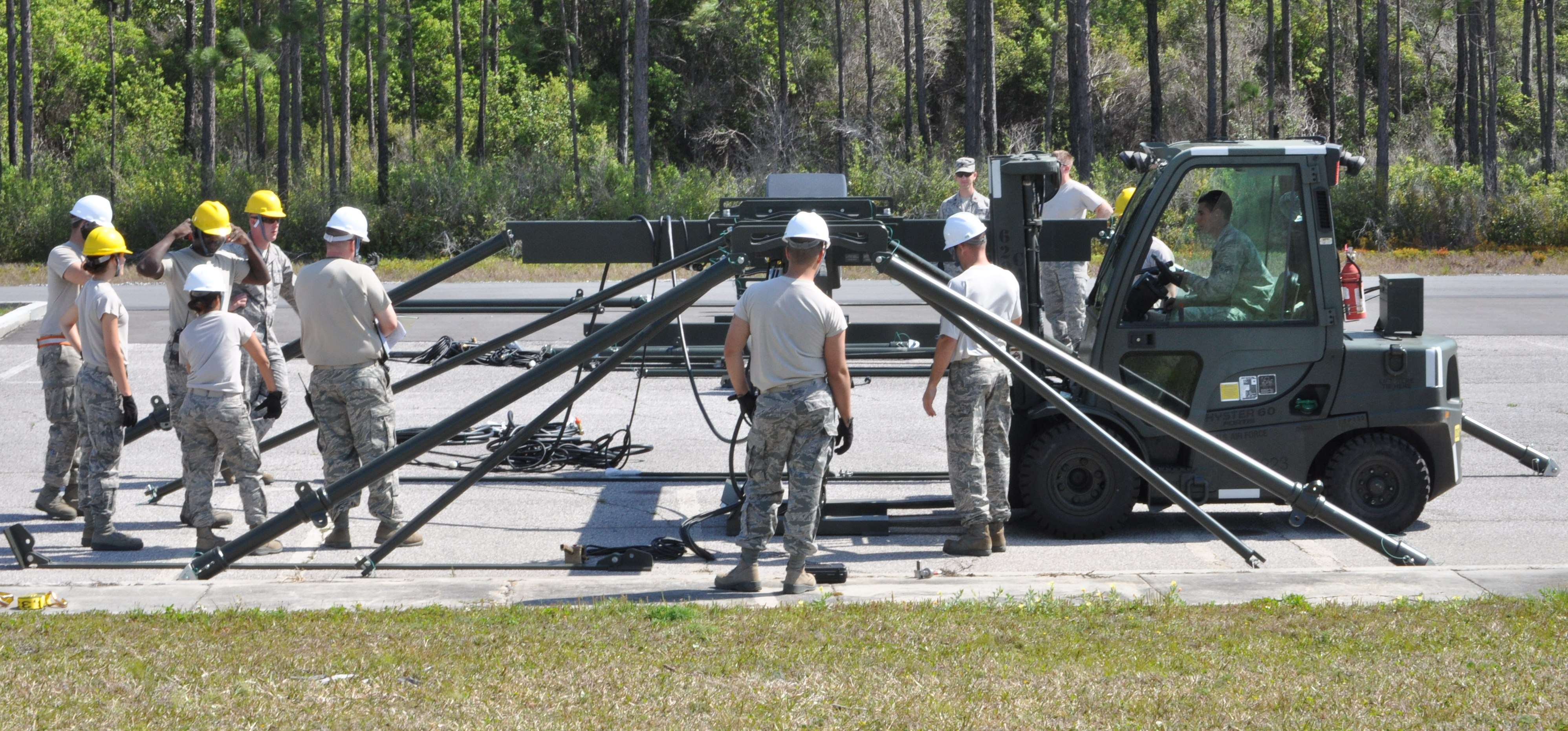 325th MXS build MAC II for first time > Tyndall Air Force