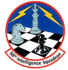 50th Intelligence Squadron Patch, 940th Wing, Beale AFB, Calif.