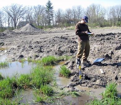 Regulatory Branch wetland violation documentation