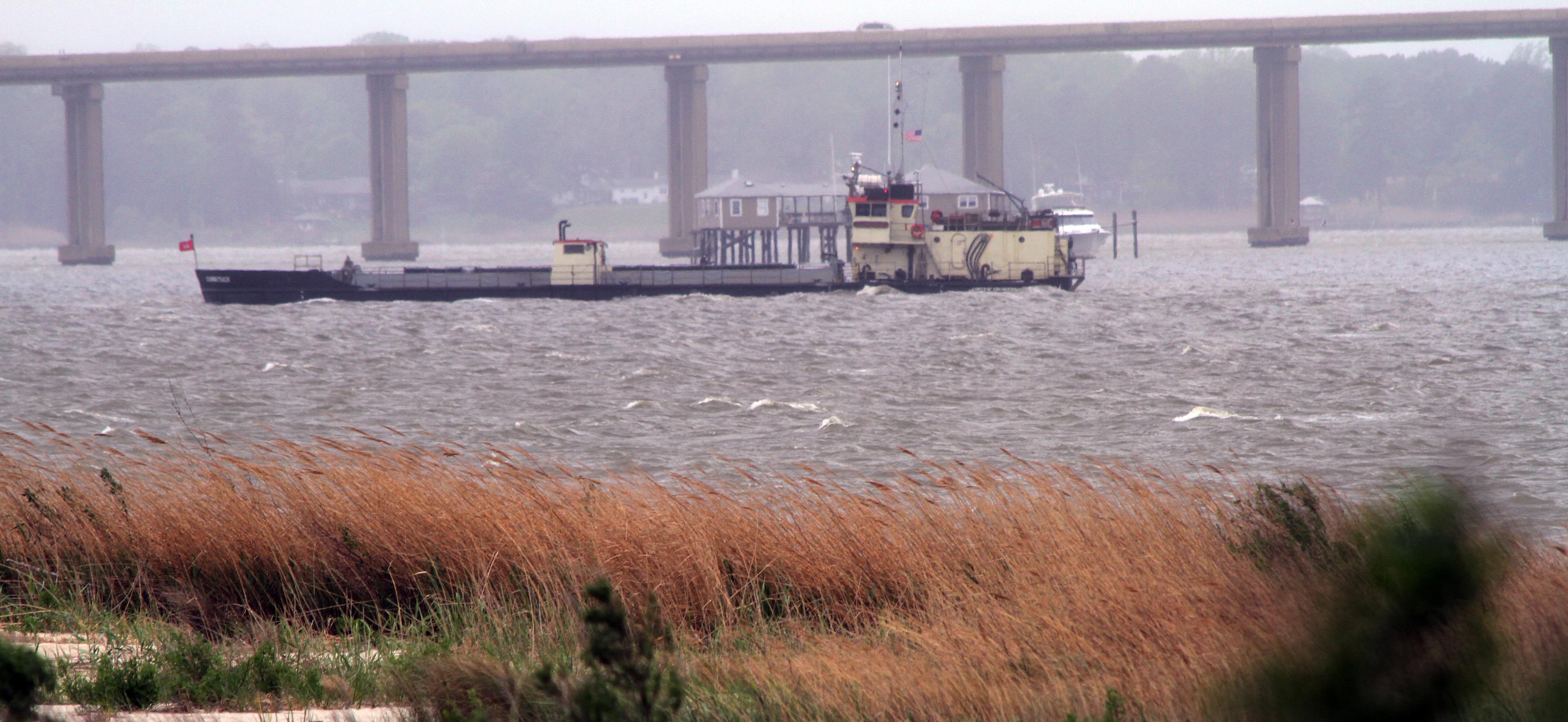 Corps begins $144K Bennett's Creek dredging