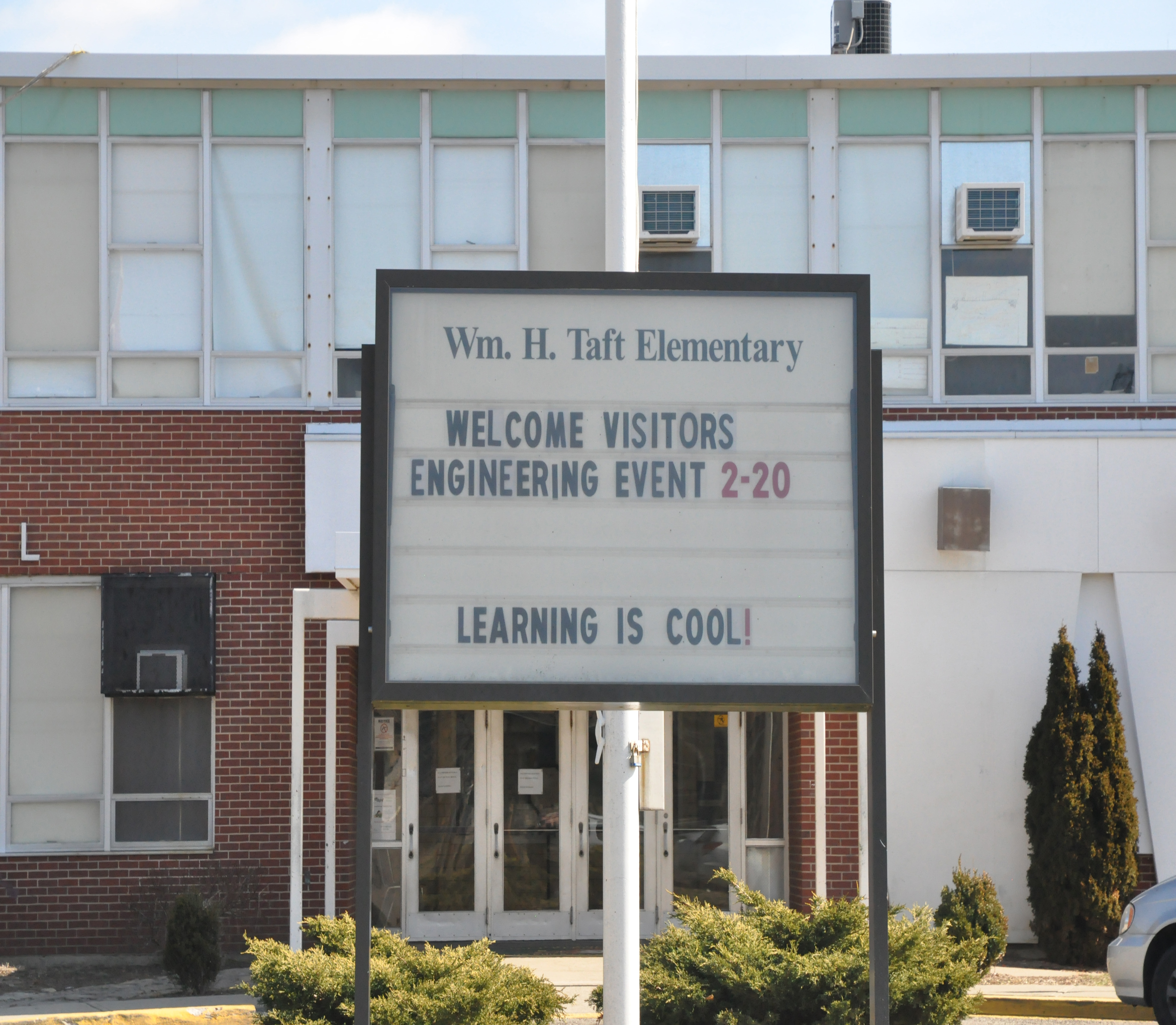 What Is A Stem School Ohio: Taft Elementary School And SAME Form A STEM Partnership