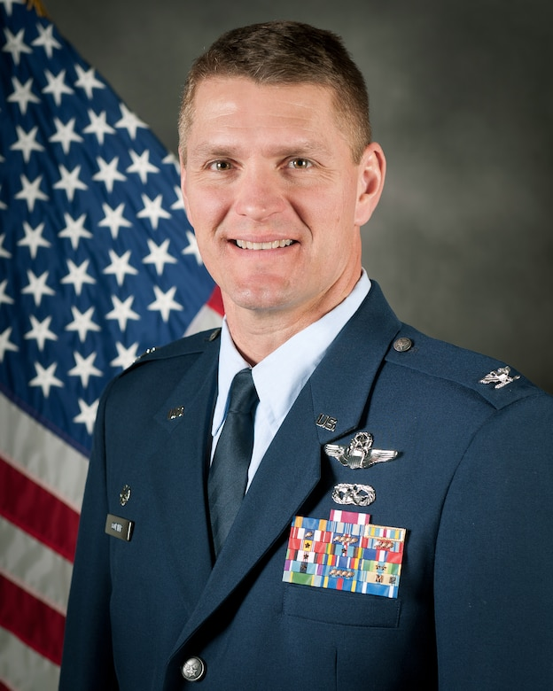 Col. Barry Gorter will assume the role of vice commander of the Kentucky Air National Guard's 123d Airlift Wing, effective June 22, 2013. Gorter has commanded the 123rd Operations Group since June 2010. (U.S. Air National Guard photo by Master Sgt. Phil Speck)