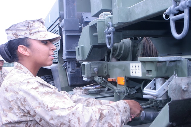 Clb 1 Named Motor Transport Unit Of The Year 1st Marine