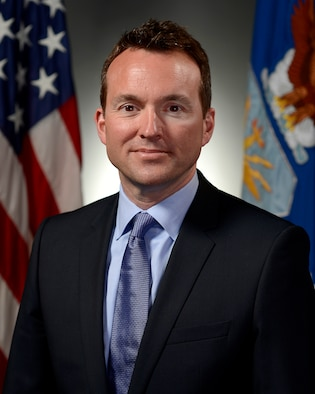 Mr. Eric Fanning was sworn in April 29, 2013, as the next  under secretary of the Air Force during a Pentagon ceremony. (Courtesy image)