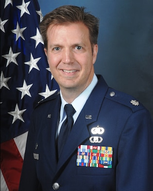 Lt. Col. Mark Galler serves as the 425th Air Base Squadron commander in Izmir, Turkey.