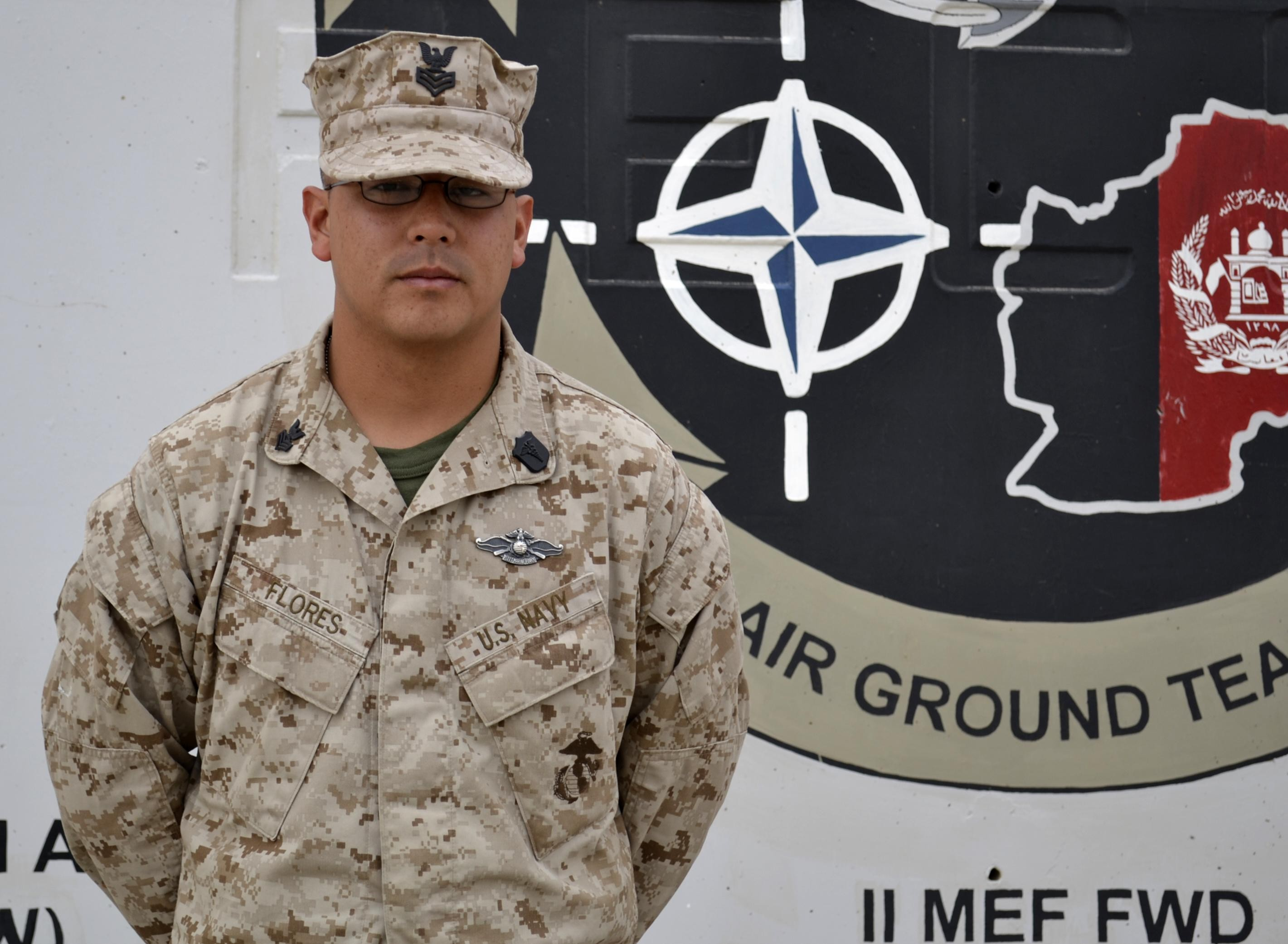 Guam corpsman helps save Marines despite injuries > Headquarters ...