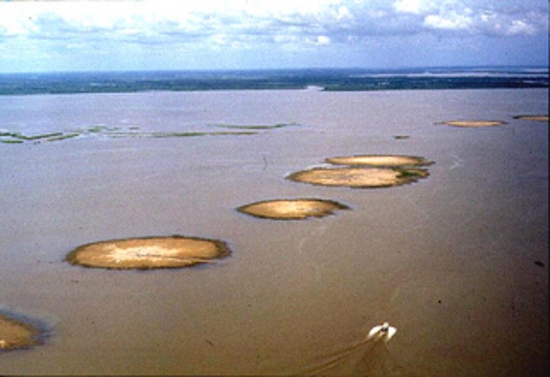 Atchafalaya Bay 1972
