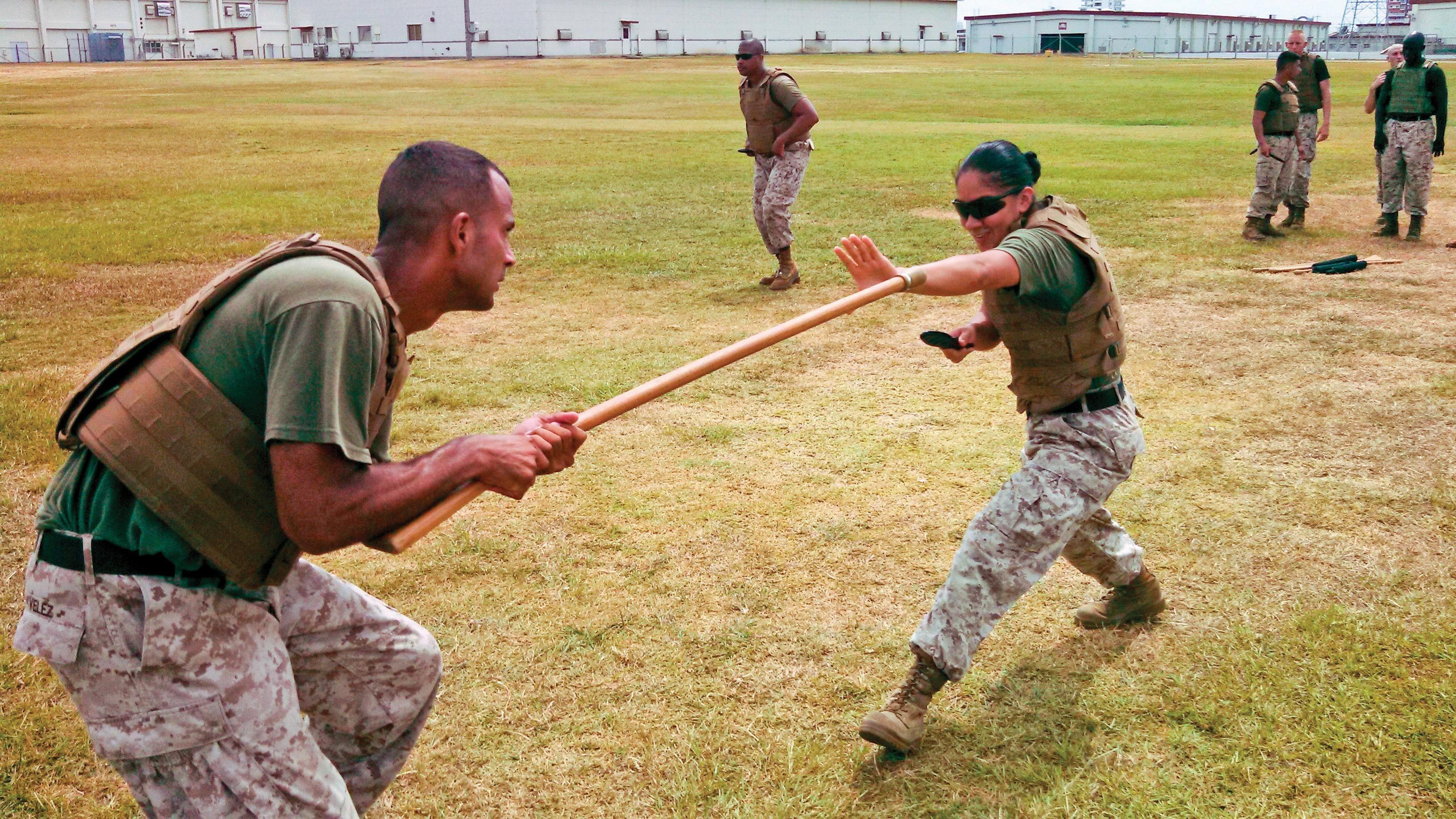 Marines belt-up with MACE > Marine Corps Installations ...