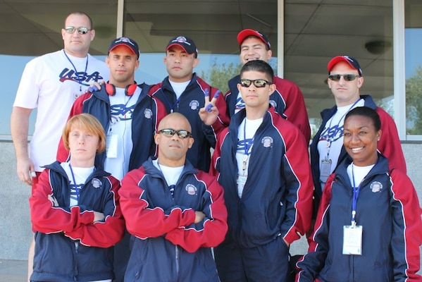 Team USA arrives in Kazakhstan for the start of the CISM World Military Judo Championship 30 June to 7 July in Astana.