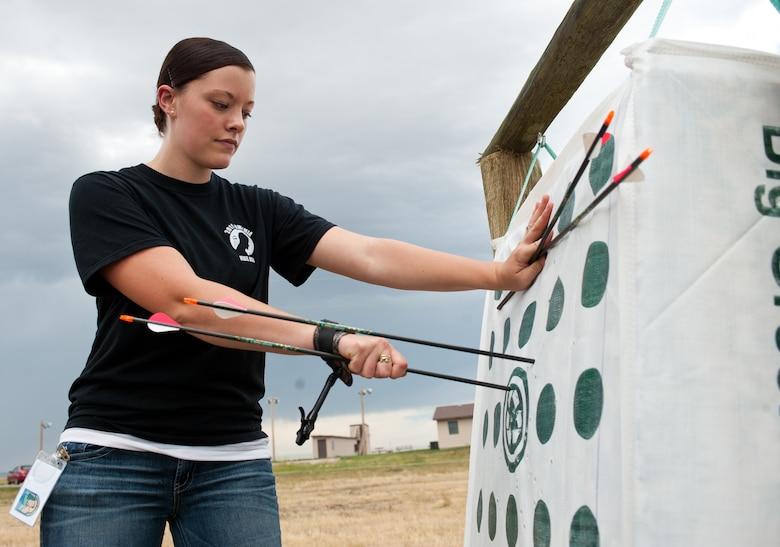 New archery range at Ellsworth > Ellsworth Air Force Base