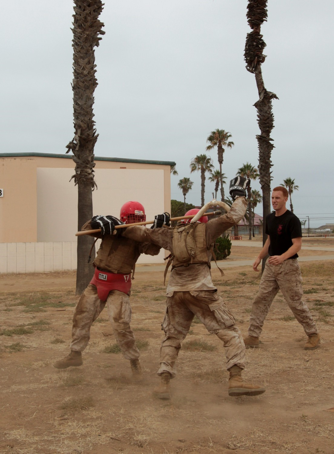 Martial Arts Instructor Course trains Marines to lead as ethical
