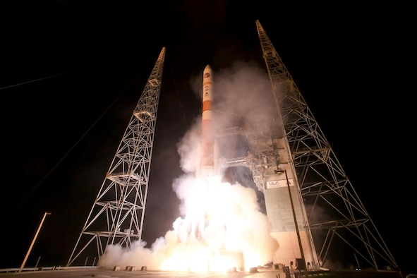 Wideband Global Satcom-6 launches Aug. 7 from Cape Canaveral, Fla. The WGS satellite will provide additional wideband satellite communications coverage for U.S. defense forces and International partners.