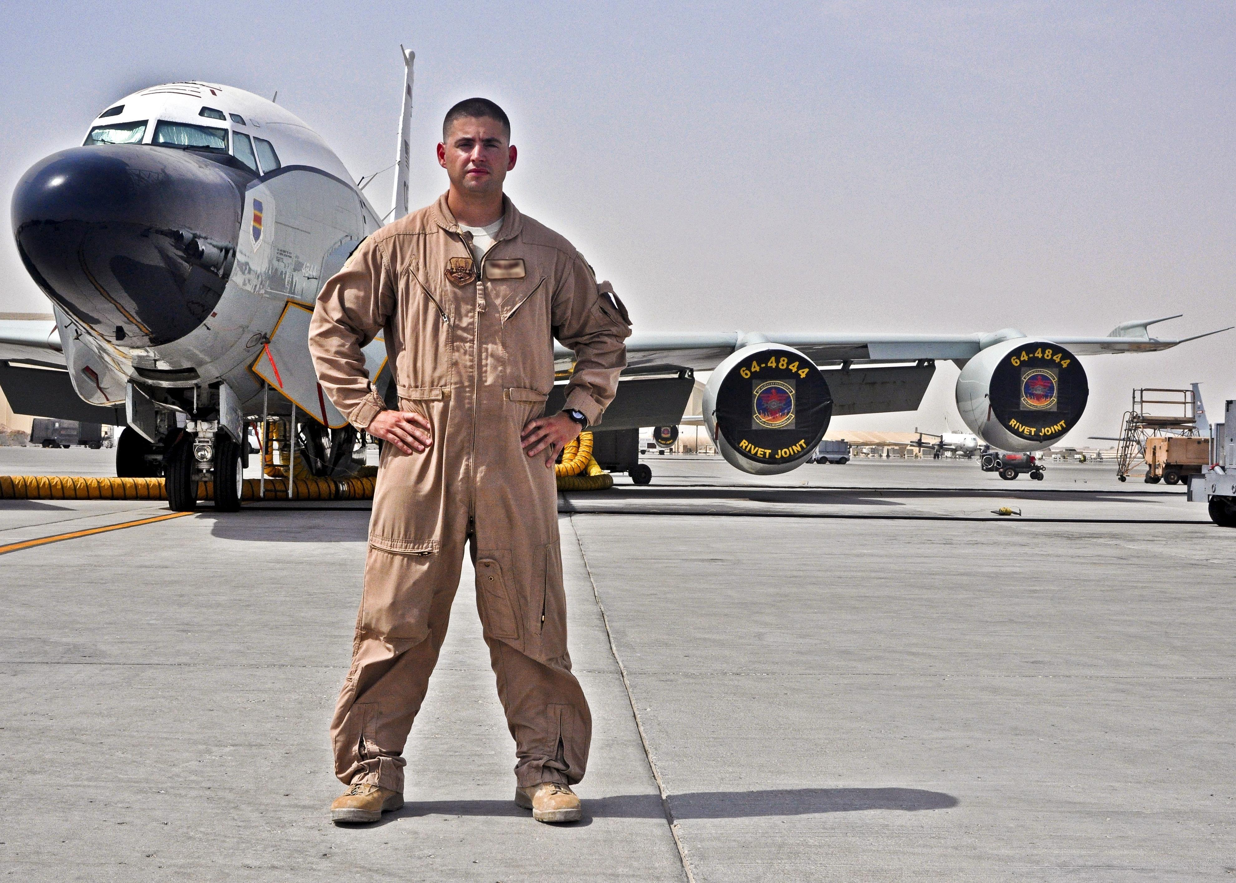 through airmen s eyes linguist shoulders seven deployments in five