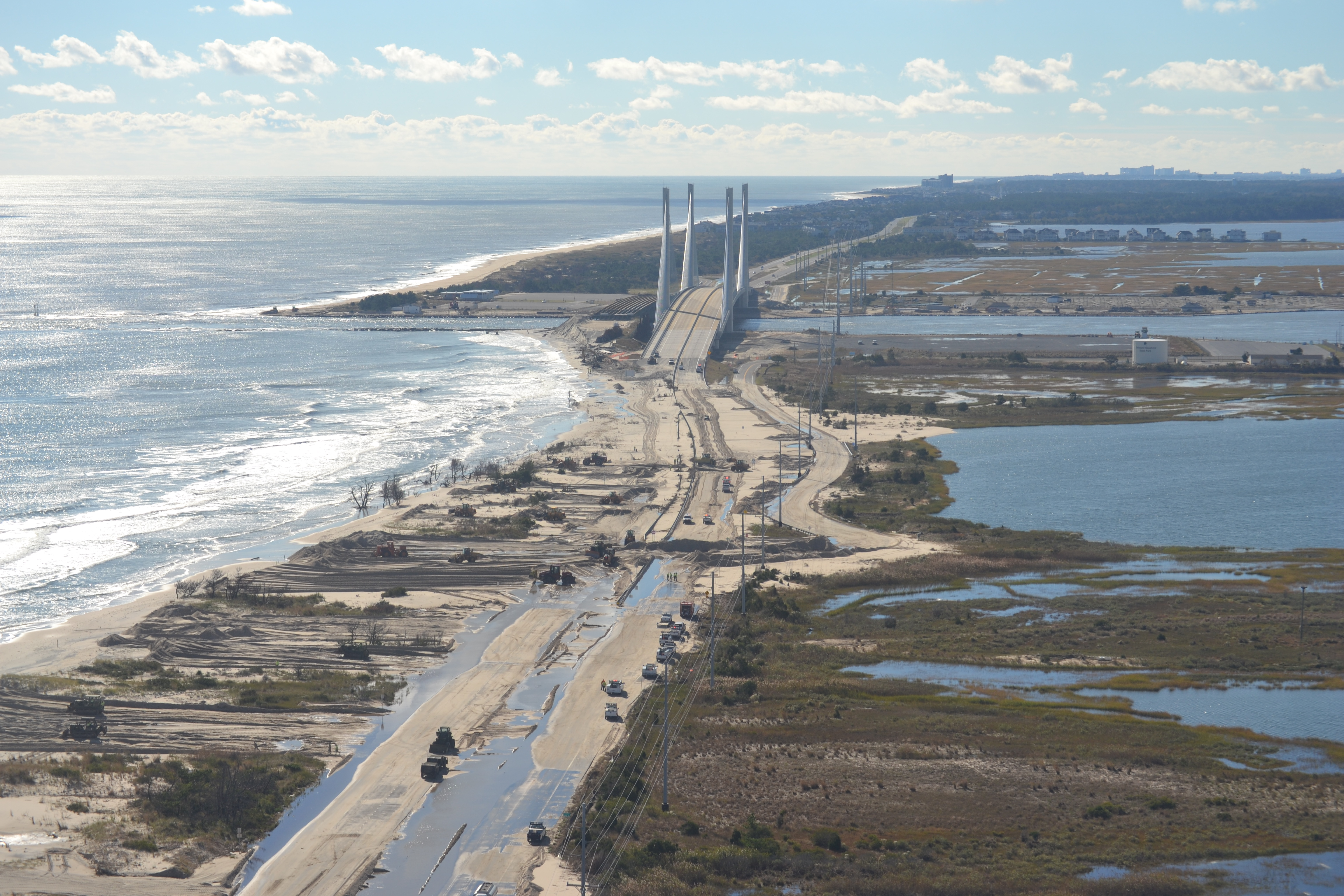 Officials commend Army Corps' efforts to restore Delaware