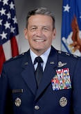 Official Photo -      Maj Gen Frank Padilla  (U.S. Air Force Photo by Michael Pausic)