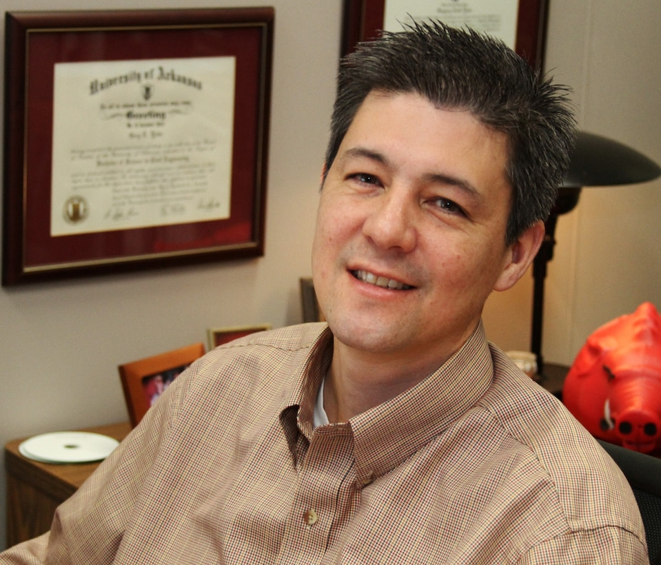 District/Division Program Manager of the Year Greg Yada talks about his recent success.