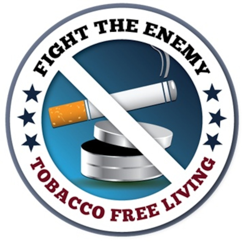 "The Department of Defense (DoD), Health Affairs, has recently announced a new tobacco countermarketing video competition aimed to target the message of tobacco being an enemy of our military as it degrades their health, fitness, mission readiness and work productivity. The competition entitled, ""Fight the Enemy"", will run from now until Oct. 15 and is open to all DoD service members, families and DoD civilians to submit their best video entry with winners being announced in mid-November. (DoD Graphic)"